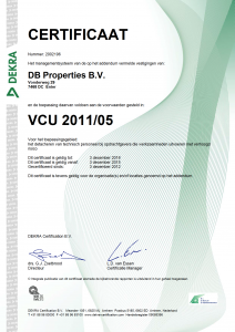 DB-Group-VCU-Certificaat-2011-05