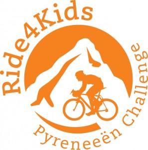 Ride4Kids Pyreneeen challenge logo