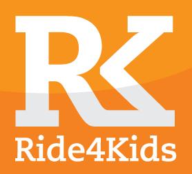 Ride4Kids Logo